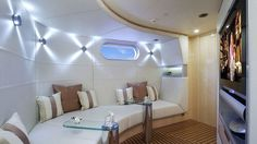 my Yacht interior