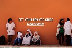 30 Days of Prayer | Twitter | 30 Days of Prayer for Muslims. Get your prayer guide now and join us! http://pray30days.org
