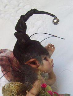 """polymer sculpt 3"""" fairy...."""