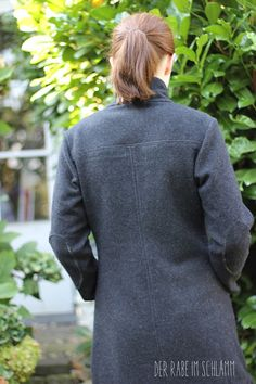 Der Rabe im Schlamm: Jacken-Sew-Along Finale - Meine Garten-JErika