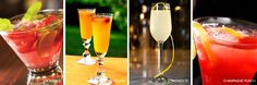 Recipes for Style - Champagne Cocktails