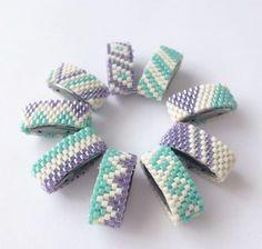 glass carrier bead patterns