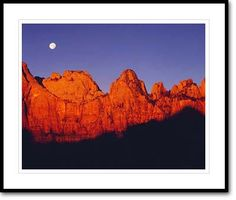 Sunrise at Zion