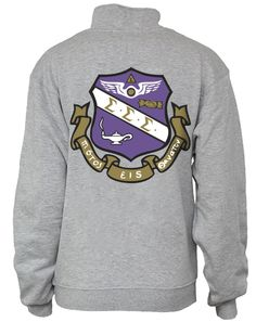 The best Sigma hoodie I've seen!! I would love to wear this hoodie during recruitment next semester!