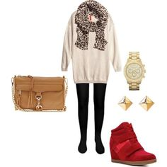 Cozy Winter Outfit=