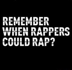 old school hip hop culture rap music