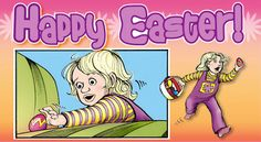 We made some new Easter e-greets for this year! Our Easter games are coming soon.