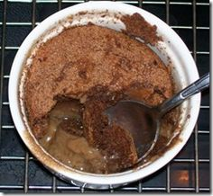 Mocha Pudding Cup