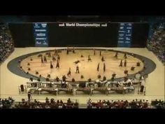 Rhythm X Winter Percussion 2013 - The Man in the Arena