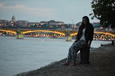Budapest night Buda Castle, nature, photoshoot, bridge, Hungary, Budapest
