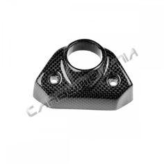Cover copriblocco chiave carbonio Ducati Monster 1995-2007 Performance Quality - cod. PQD055