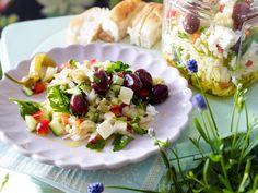 Picknick-Rezepte - köstliche Leckereien to go - mininudelsalat