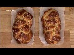 ΚΑΝΤΟ ΟΠΩΣ Ο ΑΚΗΣ: Πασχαλινό τσουρέκι - YouTube