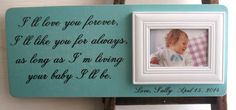 Personalized Gift for New Parent by DellaLucilleDesigns, dellalucille.etsy.com