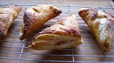 Just Bake: Spiced Apple Turnovers - How to Make