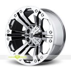 XD Series XD778 Monster Chrome Wheels For Sale & XD Series XD778 Monster Rims And Tires