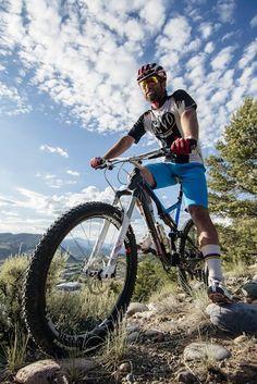 Durango's world class mountain biking trails and scenic views!!! #visitdurango #colorado