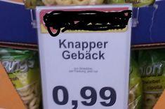 27 Fotos aus deutschen Supermärkten, bei denen du dich fragst, ob du eigentlich der einzig normale Mensch bist