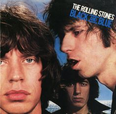 """Black and Blue the Rolling Stones 