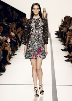 ELIE SAAB Ready-to-Wear Spring Summer 2014 totall in love <3