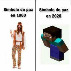 Minecraft Java, Memes Minecraft, Minecraft Server, Minecraft Ideas, Mundo Meme, Dankest Memes, Funny Memes, Mexican Memes, Funny Spanish Memes