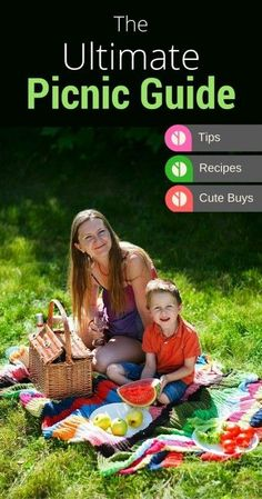 The Ultimate Picnic Guide: top tips, tasty recipes & cute buys ...