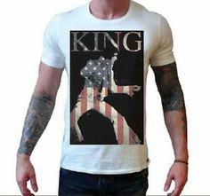 """Cinch """"King of Rock"""" tee £10.00"""