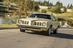 The Pontiac Grand Am found a welcome market with solid first-year sales, but the oil embargo of 1973 undercut the appeal of muscle cars killing the Grand Am in Pontiac Lemans, Pontiac Cars, Cool Car Pictures, Car Photos, Car Pics, My Dream Car, Dream Cars, Cool Trucks, Cool Cars