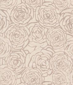 A girl I know designed this print.  I'm obsessed but at $120/yard, it's going to have to wait until the next re-do.