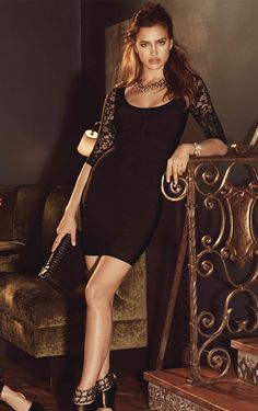 """The theme for this Bebe  Fall Catalog is """"With Love from Paris,"""" featuring so many amazing looks, especially the """"Workday to S oirée, """" ..."""