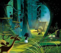 32 Beautiful and Creative Children's Book Illustrations - Inspiration - Geeks ZineGeeks Zine