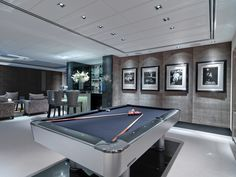 Billiard Room Designs from Hamilton Terrace BilliardFactory.com