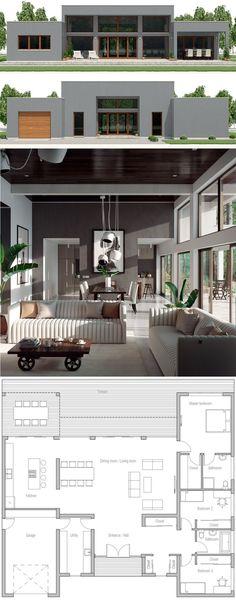 Modern Home Plans