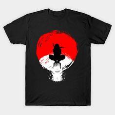 naruto tshirts #uchiha #itachi #teepublic #cool #awesome