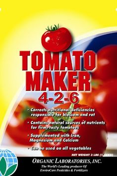 23 Best Fertilizing Tomatoes Images In 2019 Tomato 640 x 480