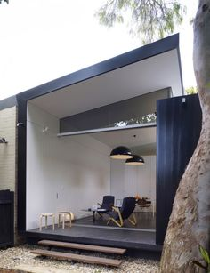 Haines House by Christopher Polly Architect - I Like Architecture