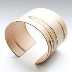 Beautiful Modern Wood jewellery by MAY Furniture - this one: Ambrosia Maple