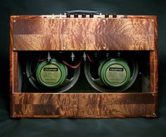 Electric Wood #guitar #amp #amplifier