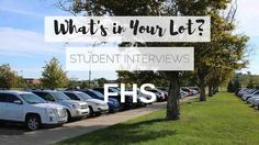 Check out our most recent YouTube video covering stories about how students received their cars! Filmed and edited by @Jacobangelovski