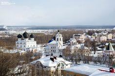 Успенский Трифонов монастырь (март 2016 г).