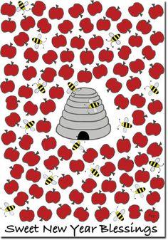 New year greetings card jewishnewyear stationery jewish new year new year greetings card jewishnewyear stationery jewish new year pinterest m4hsunfo