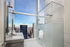 New Looks At the $60M Crystal-Adorned Baccarat Penthouse - Curbed NY