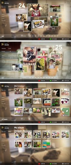 Flat UI Design layout found on Dribbble. Website Layout, Web Layout, Layout Design, Gui Interface, User Interface Design, Composition D'image, Pag Web, Web Mobile, Design Digital