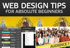 Various web design tips and tricks for beginners and web designers