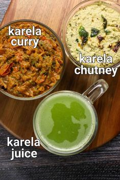 karela recipe | bitter gourd recipes | karela juice | bitter melon chutney with step by step photo and video recipe. karela recipes or bitter melon recipes always share a love and hate relationship with most of indians. you either love it to the core or just hate for the sole reason of bitter taste it has to offer. but if you like it, you can make wonderful recipes which are not only tasty but also has to offer health benefits. in this recipe post, lets learn to make simple curry, chutney… Pakora Recipes, Paneer Recipes, Curry Recipes, Indian Food Recipes, Vegetarian Recipes, Cooking Recipes, Healthy Recipes, Cooking Tips, Paneer Tikka Masala Recipe