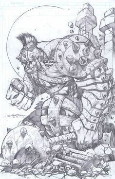 Marvel Drawing Planet Hulk by emilcabaltierra on deviantART - Hulk Marvel, Marvel Comics Art, Bd Comics, Hulk 1, Ms Marvel, Captain Marvel, Drawing Cartoon Characters, Character Drawing, Cartoon Drawings