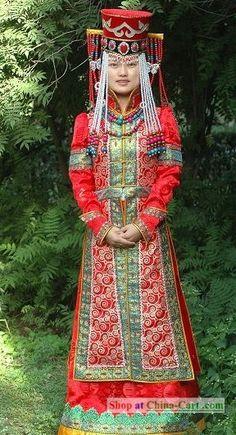 mongolian ladies