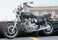Yamaha XS1100SF Special