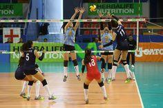 Estación Voleibol: II FECHA SUDAMERICANO FEMENINO U18