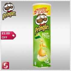 £0.50 #Cashback on Pringles with free mobile #app